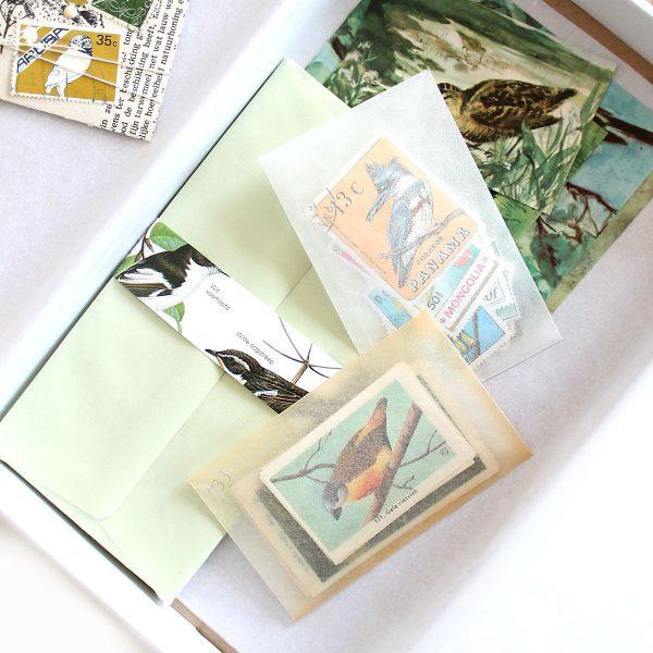 Vintage Paper Box